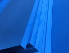 蓝色EVA泡棉材料