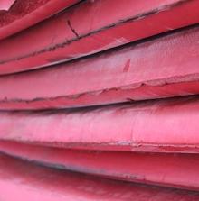 红色eva板材